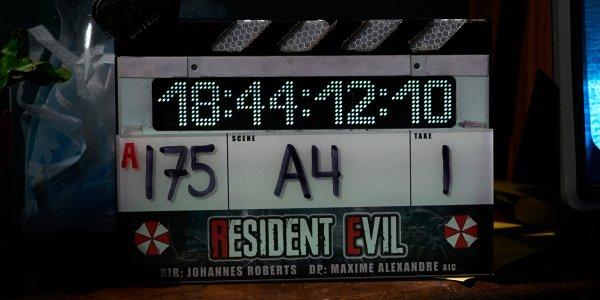 resident evil set