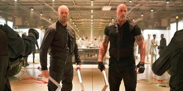Hobbs & Shaw fast & furious
