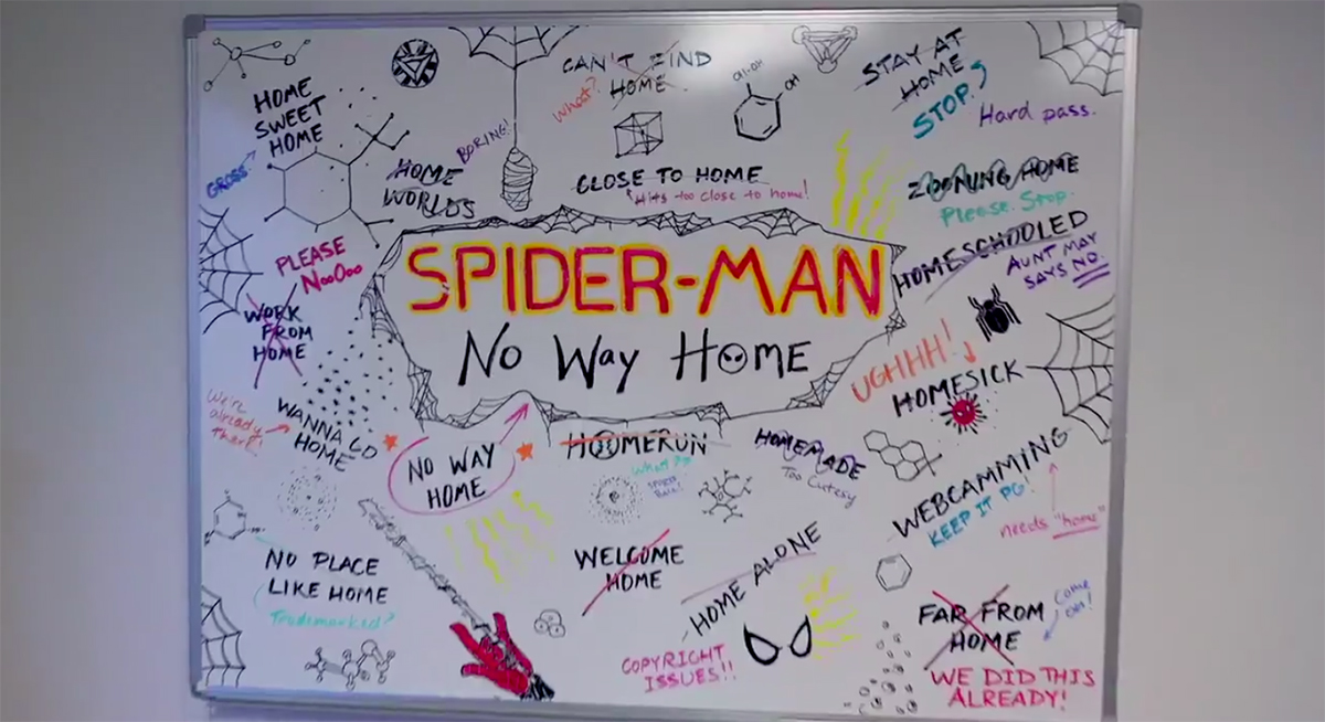 SPIDER-MAN WANDAVISION