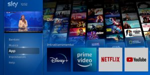 Sky Disney Disney+ partnership