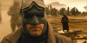 Snyder Cut Scena dell'Incubo