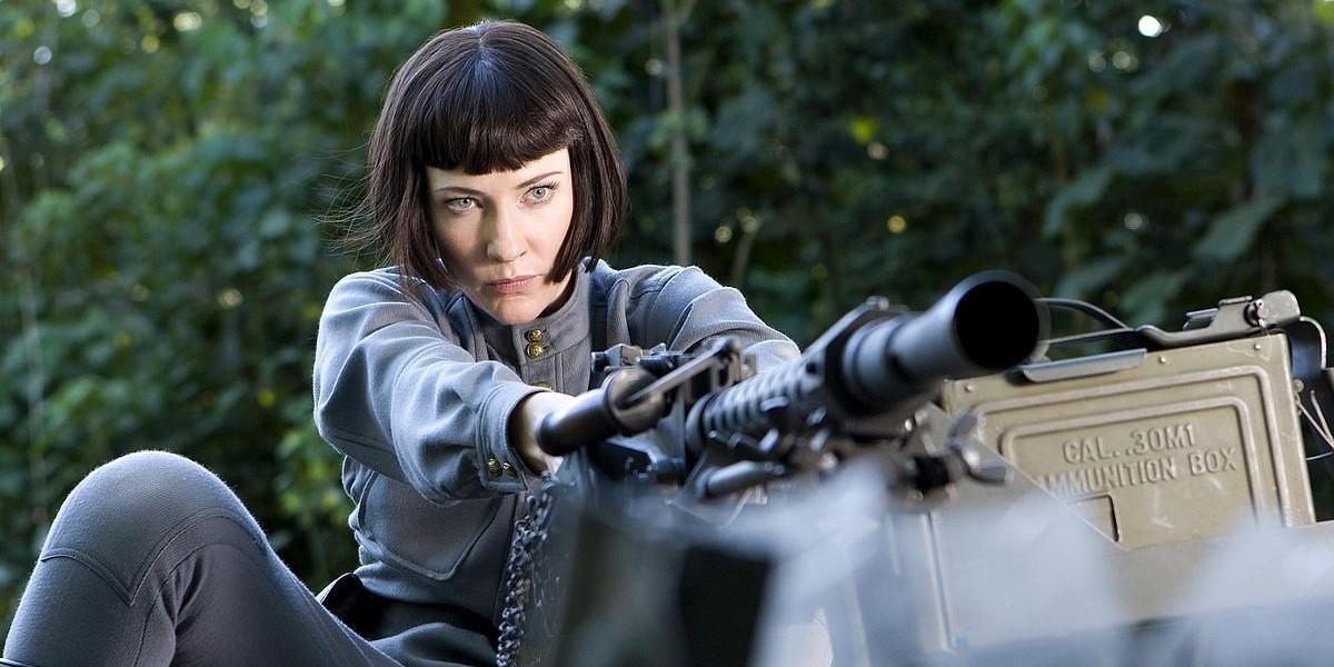 Indiana Jones e il regno del teschio di cristallo Cate Blanchett