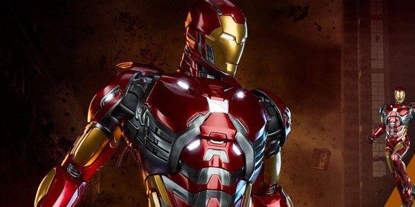 Iron Man Sideshow