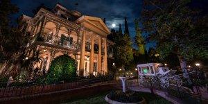 Haunted Mansion La casa dei Fantasmi Disneyland Disney