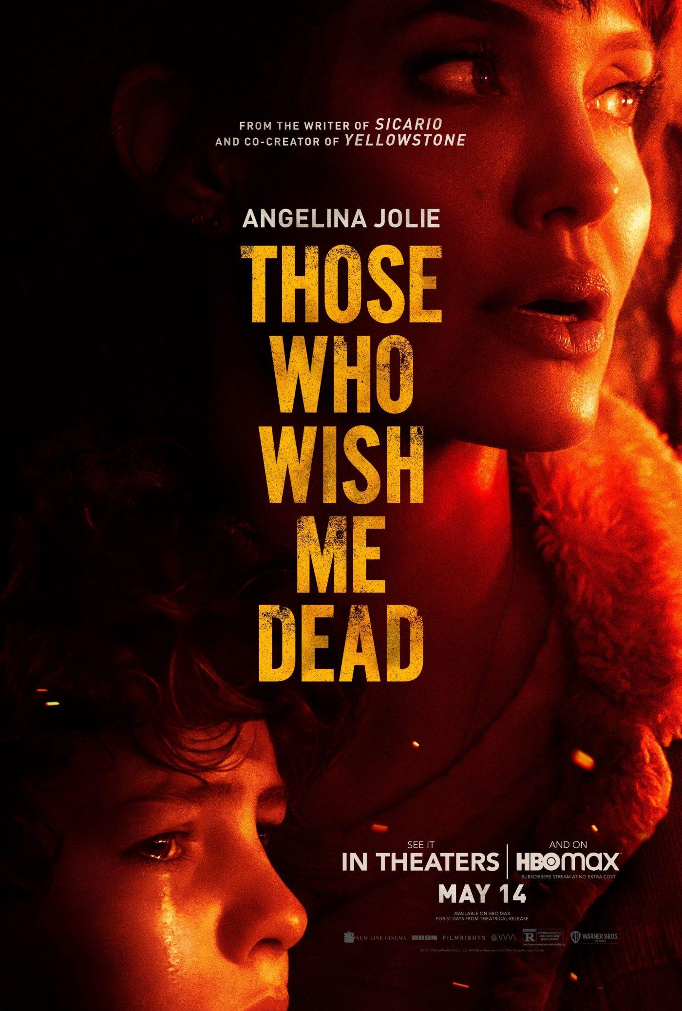 Those Who Wish Me Dead - Angelina Jolie