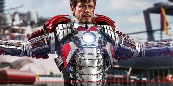 iron man 2 hot toys