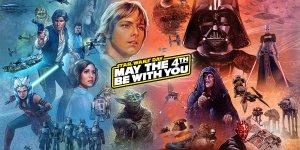 star wars 4 maggio