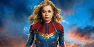 the marvels captain marvel brie larson