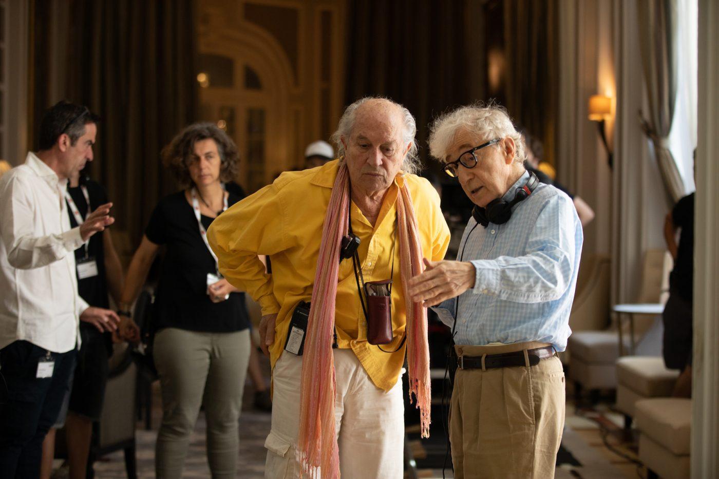 Woody Allen Storaro