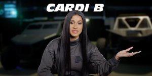Fast & Furious 9 Cardi B