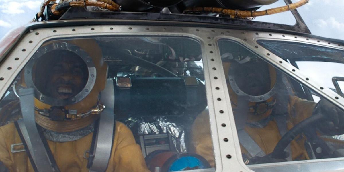 Fast & Furious 9: la NASA ha fornito la consulenza scientifica per le scene  nello spazio | Cinema - BadTaste.it