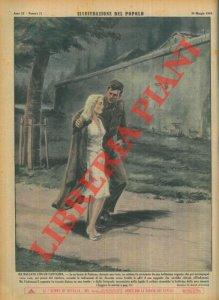 Il soldato e la ragazza Fantasma