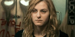 Scout Taylor-Compton halloween