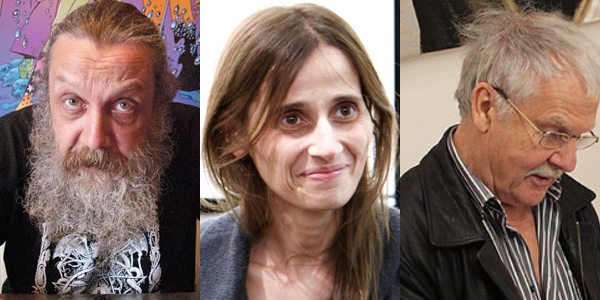 Angoulême 2016: ecco i tre finalisti del Grand Prix