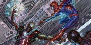 amazing spider-man alex ross