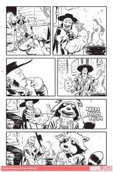 Rocket Raccoon & Groot #7, anteprima 04