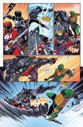 Mighty Morphin Power Rangers #6, anteprima 02