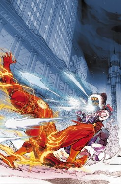 The Flash #14, copertina di Carmine Di Giandomenico