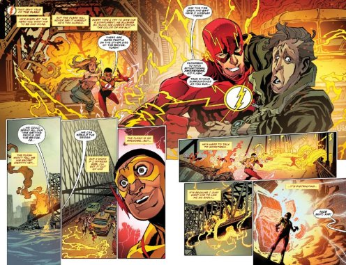 The Flash #9, anteprima 04