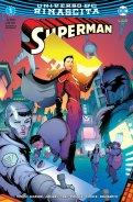 Superman 1, copertina variant di Viktor Bogdanovic