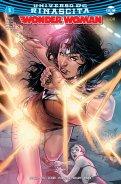 Wonder Woman 1, copertina variant di Matthew Clark