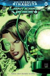 Lanterna Verde 1, copertina variant di Ethan Van Sciver