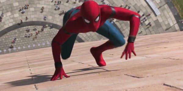 Spider-Man: Homecoming - slide