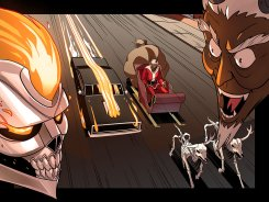 Ghost Rider X-Mas Special, anteprima 03