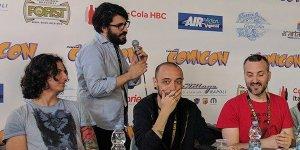 Panini Comics a Napoli Comicon
