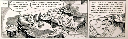 Asterix e la corsa d'Italia, anteprima 02 a china