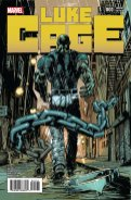 Luke Cage #1, variant cover di Leroy Davies