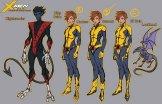 X-Men Gold, sketch di Jonboy Meyers #4
