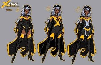 X-Men Gold, sketch di Jonboy Meyers #6