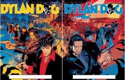 Dylan Dog 371, doppia copertina (in lavorazione) di Gigi Cavenago