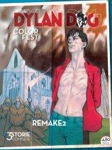 Dylan Dog Color Fest 22, copertina provvisoria