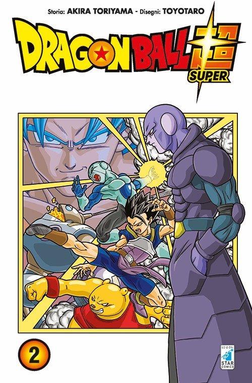 Dragon Ball Super 2, copertina di Toyotaro
