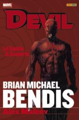 Devil - Brian Michael Bendis Collection vol. 1: La Cupola e Scoperto, copertina di Alex Maleev