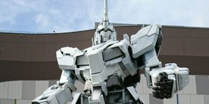 Statua Gundam Unicorn RX-0