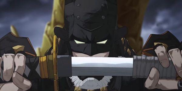 Batman Ninja pronto