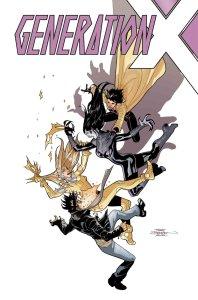 Generation X #85, copertina di Terry Dodson