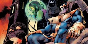 Thanos Infinity Siblings