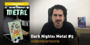 Dark Nights: Metal #5