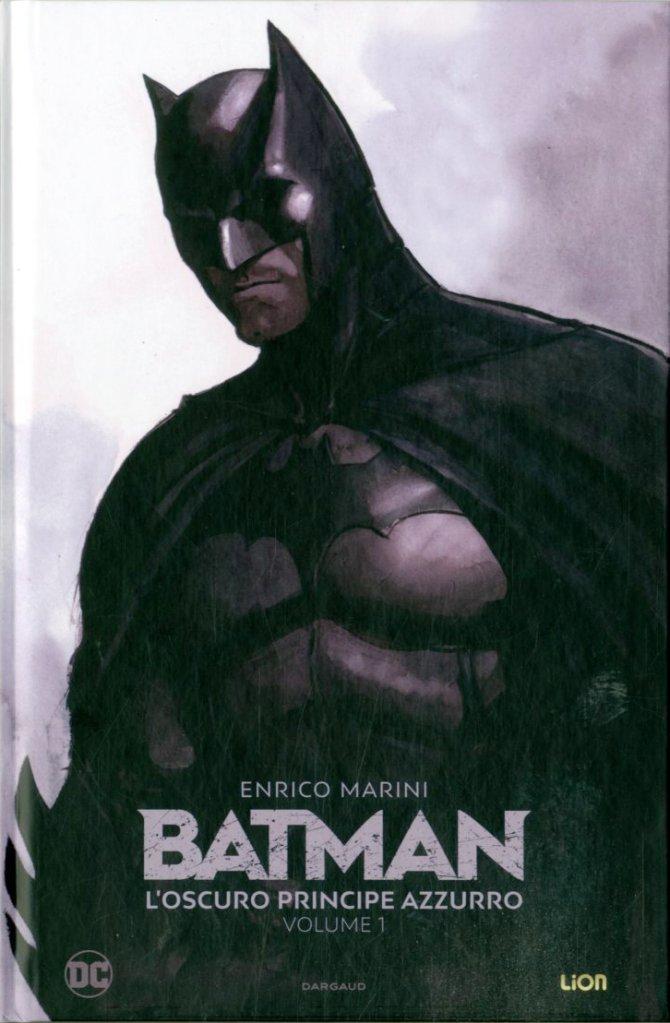 Batman: L'Oscuro Principe Azzurro vol. 1, copertina di Enrico Marini