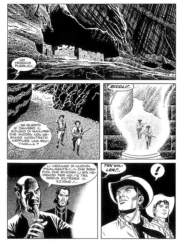 Tex 675: L'inferno che urla, anteprima 01