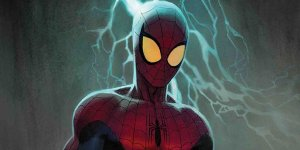 Friendly Neighborhood Spider-Man #5, copertina di Andrew C. Robinson