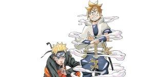 Naruto - Samurai 8