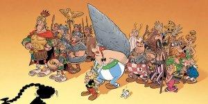 Asterix e la figlia di Vercingetorige