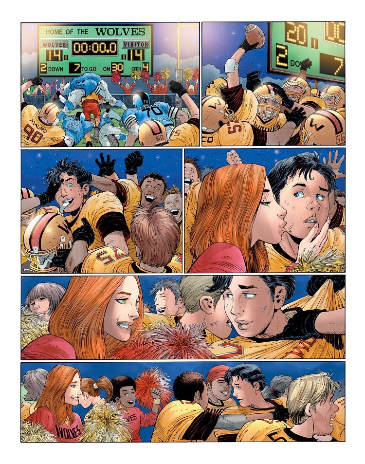 Superman: Year One #1, anteprima 04