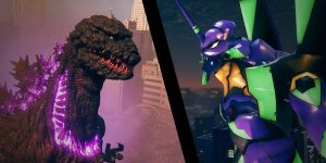 Godzilla vs Evangelion The Real 4D