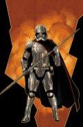 Star Wars - Age of Resistance: Captain Phasma #1, copertina di Phil Noto